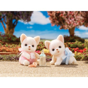 Calico Critters Lopez Chihuahua Twins