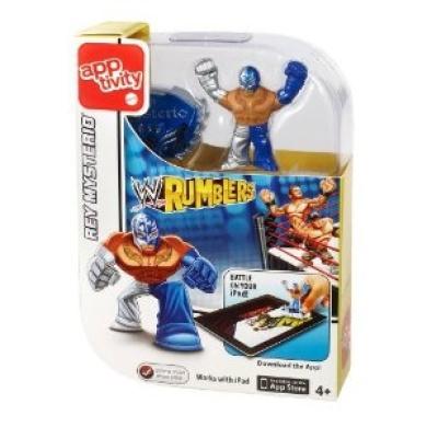 Apptivity WWE Rumblers - Rey Mysterio