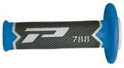 Progrip 788BLUE/BLACK 788 Series MX Triple Density Extra Slim Grips