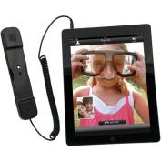 Cta Digital PAD-RSTB Ipad- R and Iphone- R 4-4S Radiation-Safe Telephone Handset Black