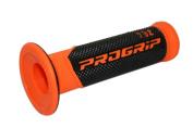 Progrip 732ORBK Orange/Black Dual Compound Scooter Grip
