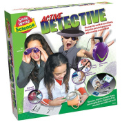 Small World Toys Active Detective