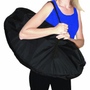 Skywalker Trampolines Portable Folding Mini Trampoline with Carry Bag