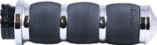 Avon Grips Air Cushioned Grips Chrome Chrome AIR-91-FLY