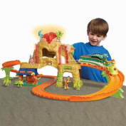 Dinosaur Train Time Tunnel Mountain Playset