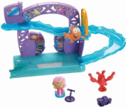 Fisher-Price Bubble Guppies Rock and Roll Stage Playset