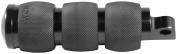 Avon Grips Footpegs Air Cushioned Black FP-AIR-90-ANO