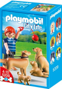 Playmobil - Golden Retriever with Puppies 5209