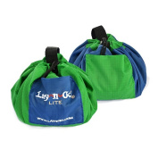 Lay-n-Go Lite - Green with Blue