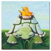 Trademark Games 'Afternoon Seranade' Canvas Art
