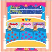 Trademark Games Grace Riley 'Sweet Dreams' Canvas Art
