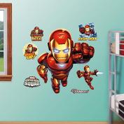SuperHero Squad Iron Man Fathead