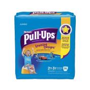 Huggies Pull-Ups Learning Designs Training Pants Case 2T-3T Boy