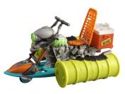 Teenage Mutant Ninja Turtles Vehicle - Mutagen Ooze Sewer Cruiser