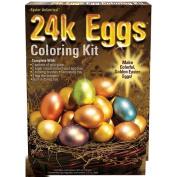 24 Karat Easter Egg Colouring Kit