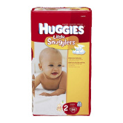 Huggies Little Snugglers Jumbo - Size 2 - 36ct