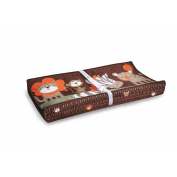 Measure Me Changing Pad Cover - Jungle