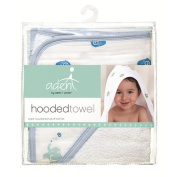 aden by aden + anais 100% Cotton Muslin Hooded Towel - Jungle Jive