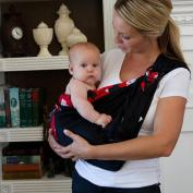 Balboa Baby Adjustable Sling - Red Poppy Trim