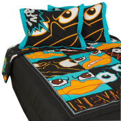 Disney Phineas and Ferb Full Comforter Set