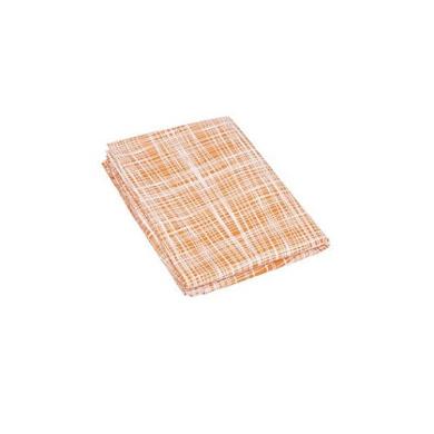 Organic Fitted Crib Sheet - Plaid