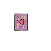 One Grace Place 10-26024 Sassy Shaylee Medium Quilt - with Applique