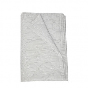 Organic Crib Quilt - Line