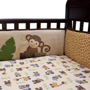 Lambs & Ivy Safari Express Bedding Collection