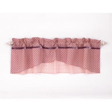 CoCaLo Emilia Window Valance