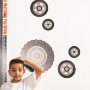 One Grace Place - Teyo's Tires' Wall Decals