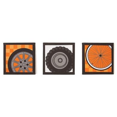 One Grace Place 10-20044 Teyos Tyres Canvas Art