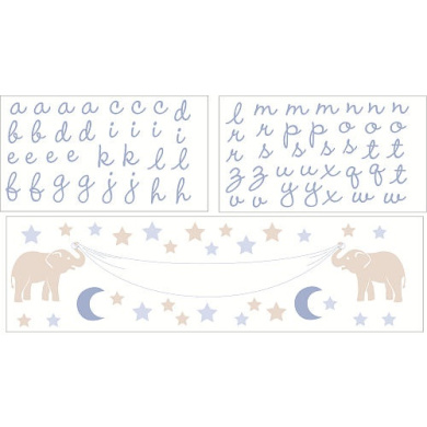 Wendy Bellissimo Walk With Me Wall Decals