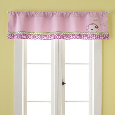 Too Good by Jenny Selvalicious Window Valance