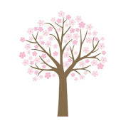 BabyShop Cherry Blossom Wall Decals