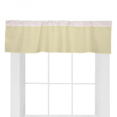 Lolli Living Poppy Seed Window Valance - Morocco Green - 130cm L x 38cm W