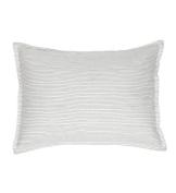 Organic Boudoir Pillow - Line