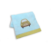 Sumersault Classic Cars Blanket