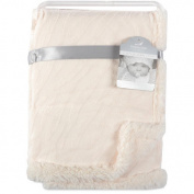 Berkshire Baby® Gallery Collection Airblown Zebra Baby Blanket - Cream