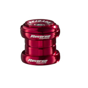 Reverse Twister Headset red red