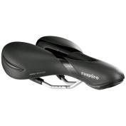 Selle Royal Respiro Men's Moderate Cool Xsenium Bicycle Saddle, Black