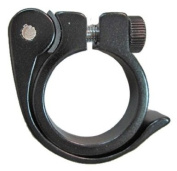 Sunlite Safety Lock Seat Clamp - 31.8mm, Black