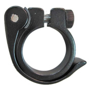 Sunlite Safety Lock Seat Clamp - 34.9mm, Black