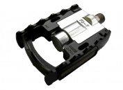 MKS FD-7 Folding Pedals - 1.4cm , Black