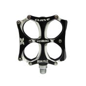 Xpedo BMX Pedal Freestyle Pedal Hurtle Curve black