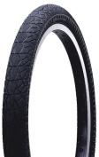 CyclePro C1381 Freestyle 50.8cm x 5cm Wire, Black
