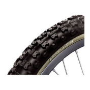 Tioga Comp III Tyre with Wire Side Wall, Black, 50cm x 3.5cm