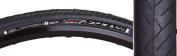 Origin8 Elimin-8er Tyre - 68.6cm x 1-1/4, Folding, Belted, Black/Grey