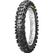 Maxxis M7312 Maxxcross SI Tyre - Rear - 110/100-18, Tyre Construction: Bias, Tyre Type: Offroad, Tyre Application: Intermediate, Load Rating: 64, Speed Rating: M, Tyre Size: 110/100-18, Rim Size