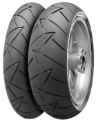 Continental Conti Road Attack 2 Hyper Sport Touring Rear Motorcycle Tyre 190/55-17 02440690000