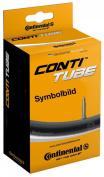 Continental Light 80mm Presta Valve Tube, Black, 700 x 18-25cc